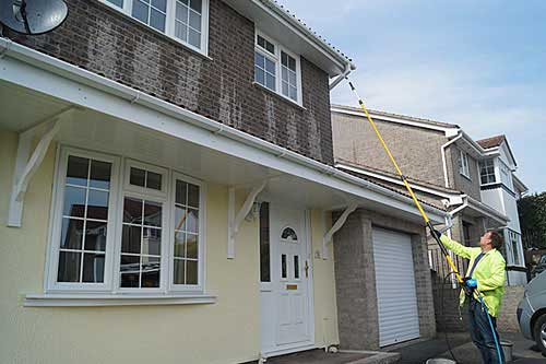 Fascias, Soffits & Gutter Cleaning